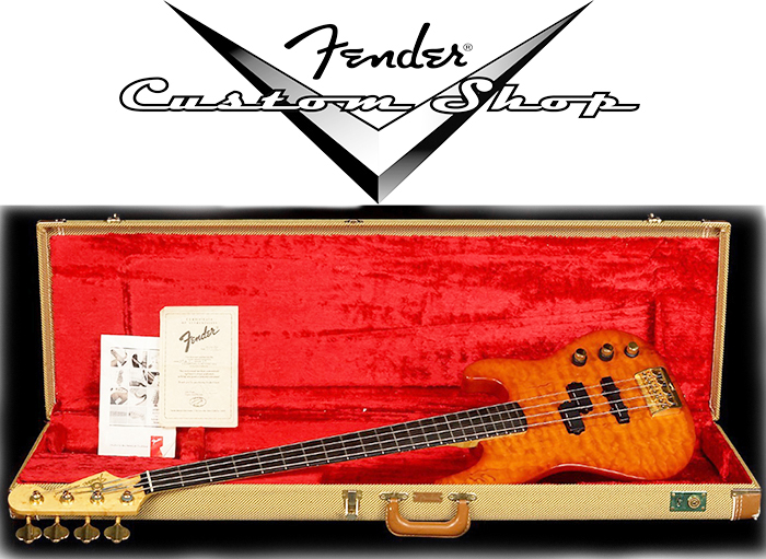 Μπάσσο Fender Collector Edition