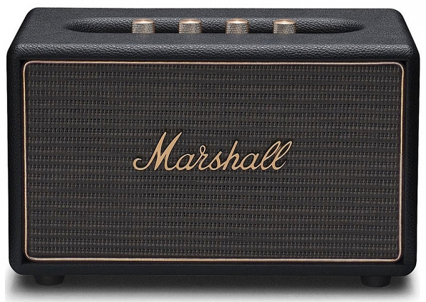 Marshall Acton multiroom Wi-Fi and Bluetooth Black