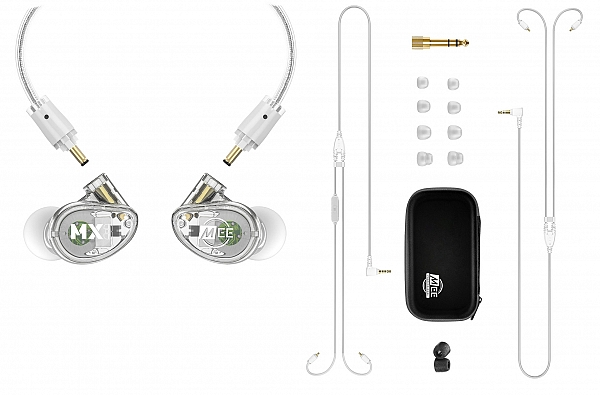 MEE Audio Ακουστικά in-ear MX3PRO UNIVERSAL MICROPHONE, REMOTE,CONTROL