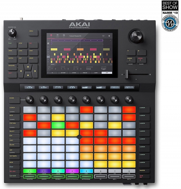 Akai MIDI Controllers, Pad Controllers AKAI Force Music Production/DJ Performance System
