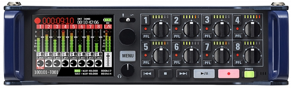 ZOOM Handy Recorders & Multi Track Recorder ZOOM F8n Multi Track Field Recorder