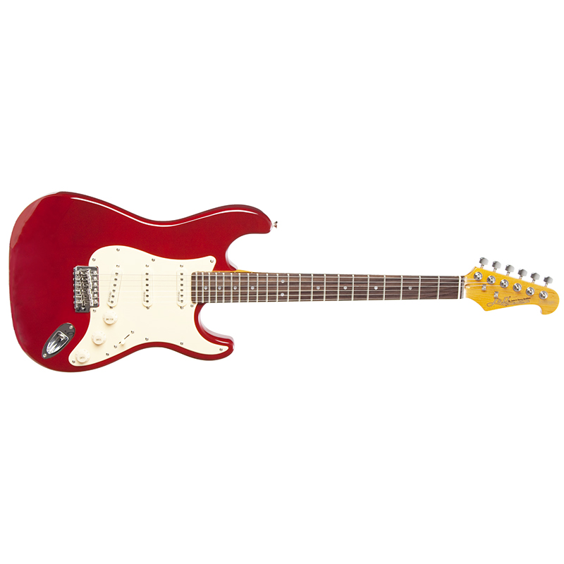 ������� ��������� ������ Strat Jack and Danny RE-Standard RED
