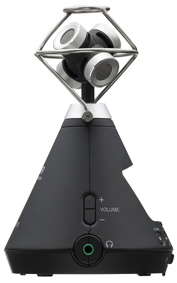 ZOOM H3-VR  Multi-Channel Mobile Recorder