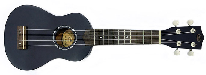 Ukulele Ukulele UK-20B Black Jack and Danny