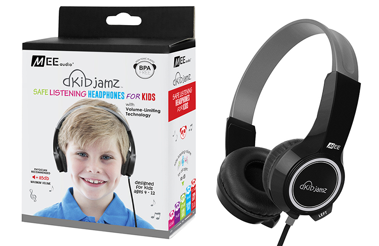 Ακουστικά in-ear και Headphone MEE Audio Ακουστικά Mee Audio KidJamz KJ-25 Black