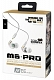 MEE Audio Ακουστικά in-ear M6PROG2 Clear UNIVERSAL MICROPHONE, REMOTE,VOLUME CONTROL