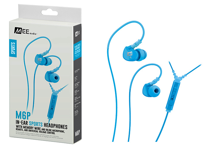 Ακουστικά in-ear και Headphone MEE Audio MEE Audio Ακουστικά in-ear M6P2-TL-MEE, MICROPHONE, REMOTE,VOLUME CONTROL
