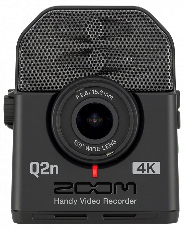 ZOOM Handy Recorders & Multi Track Recorder ZOOM Q2N-4K Audio Video Recorder
