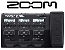 Zoom Effects Pedals