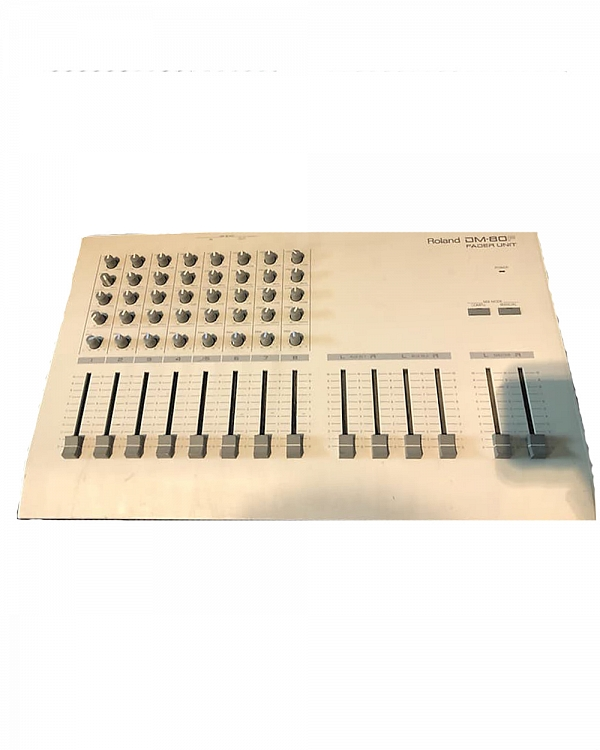 Roland Discontinued Vintage Products Roland DM-80F