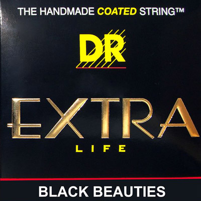 DR BLACK BEAUTIES, COATED EXTRA- LIFE  BKE-10   10-46 ��� ������ ���������� �������