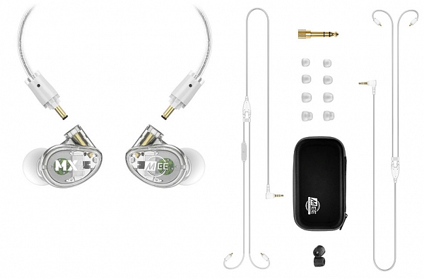 MEE Audio Ακουστικά in-ear MX2PRO UNIVERSAL MICROPHONE, REMOTE,CONTROL