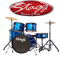 Stagg Drums