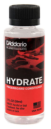 D' Addario  Hydrate Fingerboard Conditioner. PW-FBC