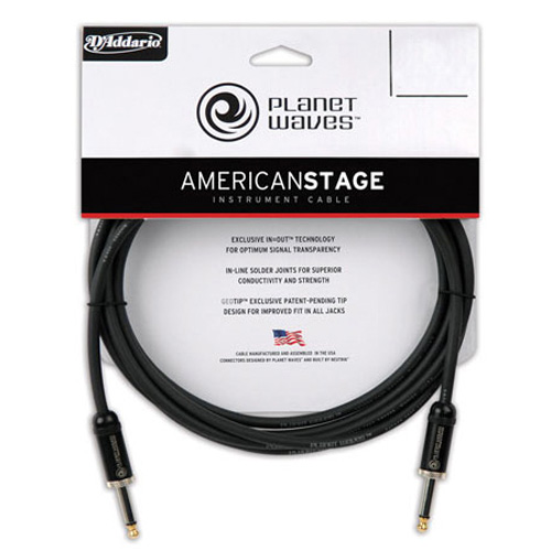 Καλώδιο Planet Wave CABLE American Stage   PW-AMSG15