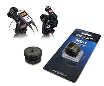 ZOOM Ψηφιακές συσκευές εγγραφής φωνής, Handy Recorders,Video-cameras ZOOM  HS-1 Adapter DSLR VIDEO CAMERA