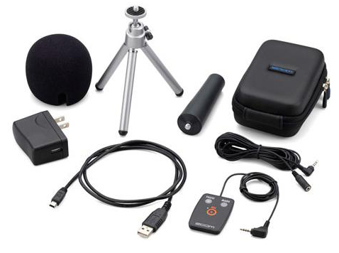 ZOOM Ψηφιακές συσκευές εγγραφής φωνής, Handy Recorders,Video-cameras ZOOM APH-2N  Accessory package specifically for the H2N Recorder
