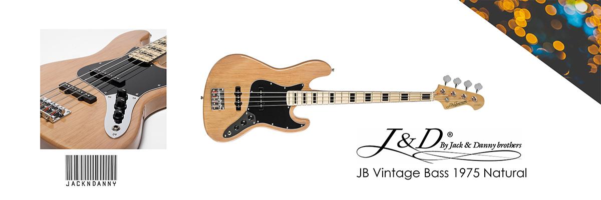 JAZZ BASS J&D