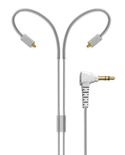 Ανταλλακτικό  Καλώδιο με MMCX  connector Mee Audio, M7 PRO CLEAR, EXTENED, STEREO STEREO AUDIO CABLE