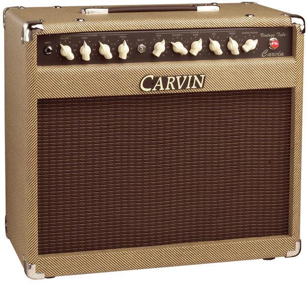 Carvin Nomad 1x12 50 Watt Combo Amp Vinyl Amplifier Cover