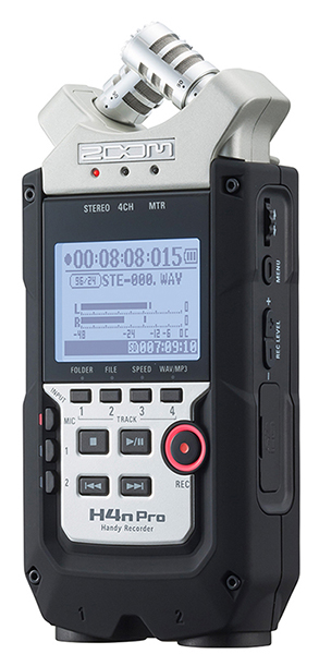 ZOOM Ψηφιακές συσκευές εγγραφής φωνής, Handy Recorders,Video-cameras ZOOM H4N PRO Handy Recorder
