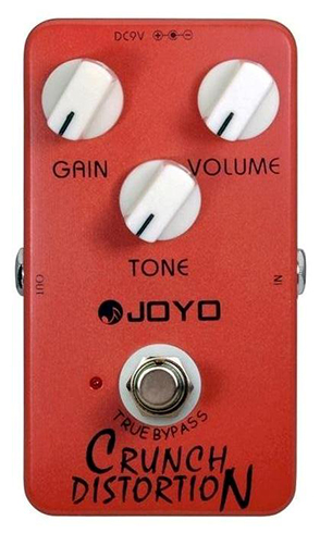 Πετάλι Joyo JF-03. Crunch Distortion