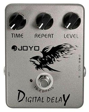 Πετάλι Joyo JF-08. Digital Delay