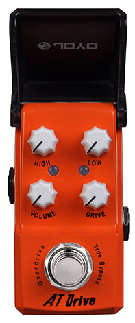 Πετάλι Joyo JF-305. AT Drive Overdrive