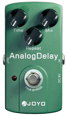 Πετάλι Joyo JF-33. Analog Delay