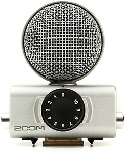 ZOOM Ψηφιακές συσκευές εγγραφής φωνής, Handy Recorders,Video-cameras ZOOM MSH-6 Accessory Capsule for H5,H6.