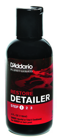 D' Addario  Restore - Deep Cleaning Cream Polish. PW-PL-01