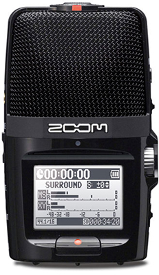 ZOOM Handy Recorders & Multi Track Recorder ZOOM H2N Recorder Handy