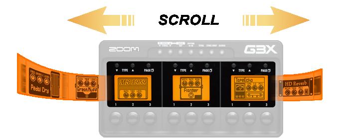 Zoom G3x инструкция на русском - фото 9