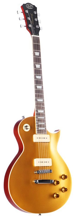 Ηλεκτρική κιθάρα Les Paul Standard Jack and Danny  RS-LSP GD