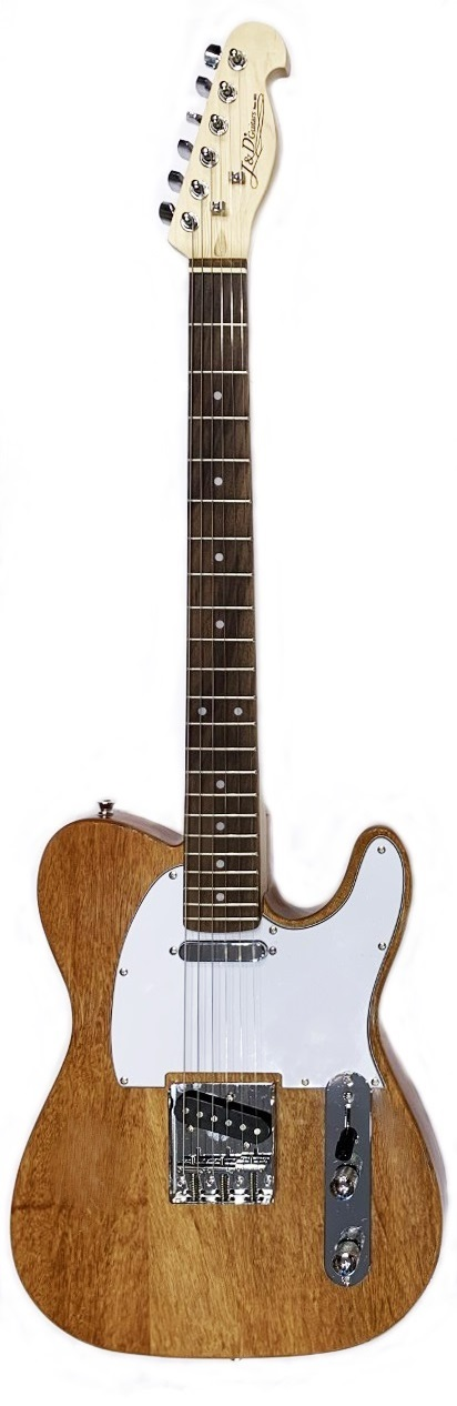 Ηλεκτρική κιθάρα Telecaster Jack and Danny RS-TC BSB ROSEWOOD